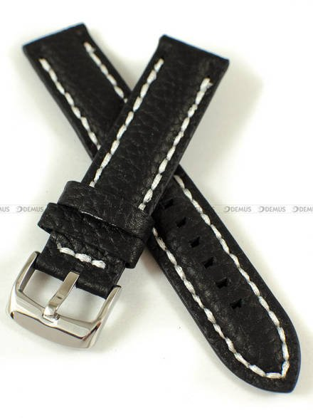Pasek skórzany do zegarka - Pacific W24.20.1.7v2 - 20 mm