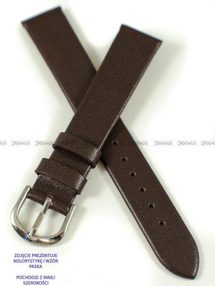 Pasek skórzany do zegarka - Pacific W36L.20.2 - 20 mm