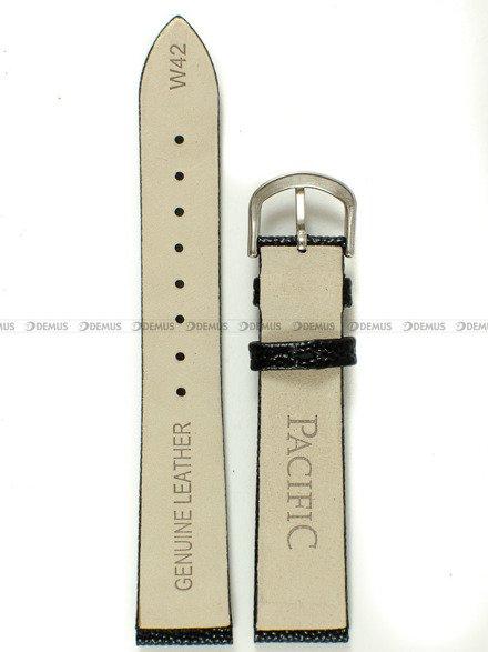 Pasek skórzany do zegarka - Pacific W42.18.1 - 18 mm