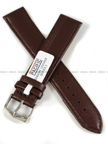 Pasek skórzany do zegarka - Pacific W44L.20.2.2 - 20 mm