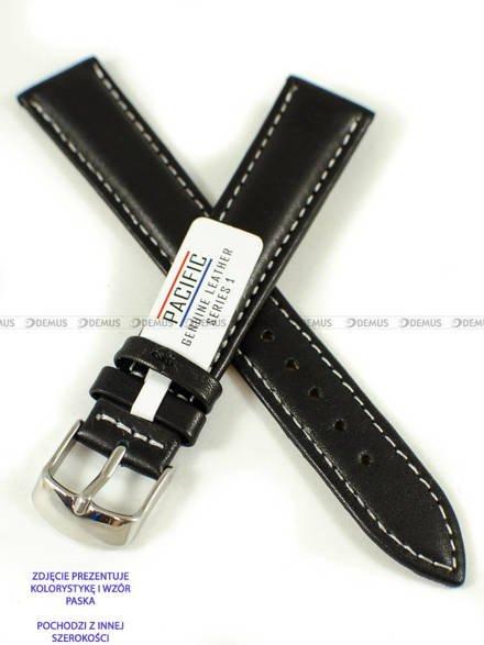 Pasek skórzany do zegarka - Pacific W70L.16.1.7 - 16 mm