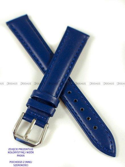 Pasek skórzany do zegarka - Pacific W94.12.5.5 - 12 mm