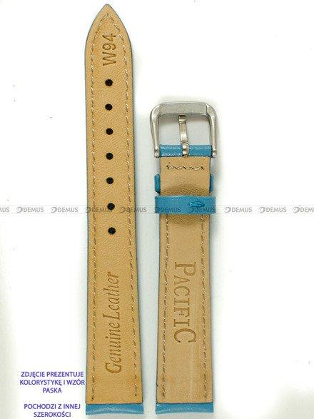 Pasek skórzany do zegarka - Pacific W94.12.51.51 - 12 mm