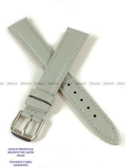 Pasek skórzany do zegarka - Pacific W94.12.6.6 - 12 mm