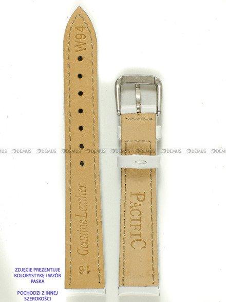 Pasek skórzany do zegarka - Pacific W94.20.7.7 - 20 mm