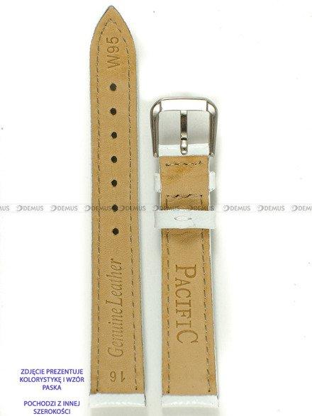 Pasek skórzany do zegarka - Pacific W95.12.7.7 - 12 mm