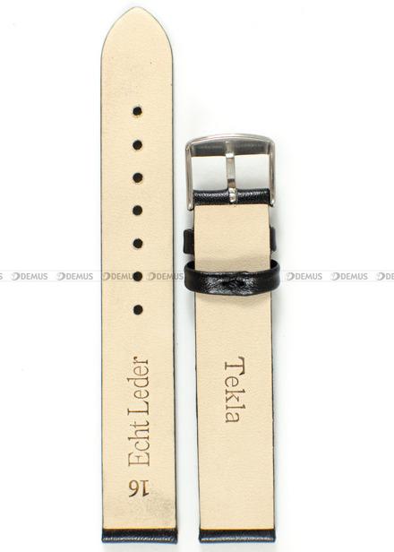 Pasek skórzany do zegarka - Tekla PS43.16.1 - 16 mm