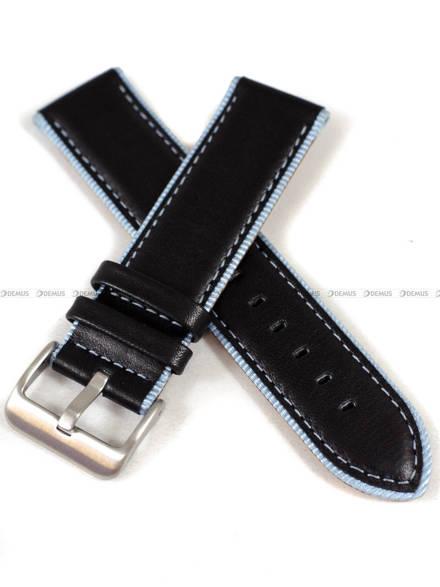Pasek skórzany do zegarka - Tekla PT10.22.1.2 - 22 mm