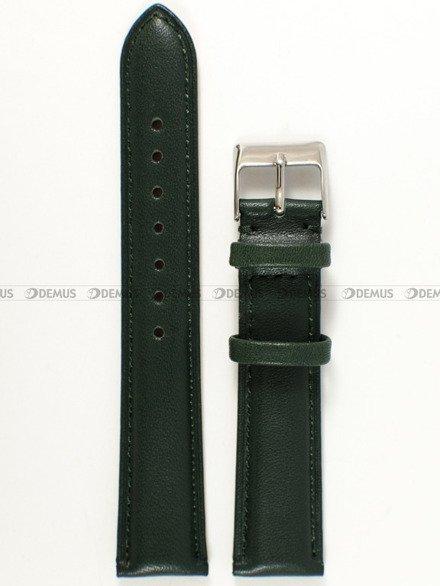 Pasek skórzany do zegarka - Tekla PT24.18.3 - 18 mm