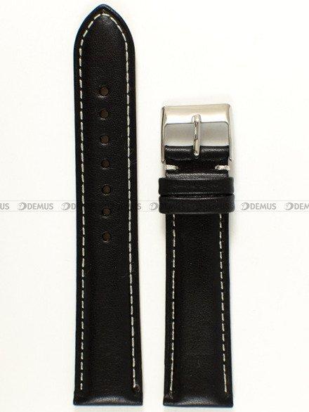 Pasek skórzany do zegarka - Tekla PT24.20.1.7 - 20 mm