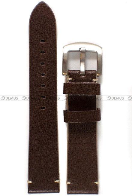 Pasek skórzany do zegarka - Tekla PT27.20.2 - 20 mm