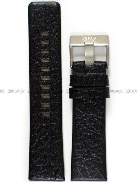 Pasek skórzany do zegarka - Tekla PT30.24.1 - 24 mm
