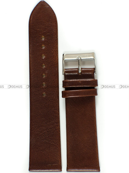 Pasek skórzany do zegarka - Tekla PT35.24.2 - 24 mm