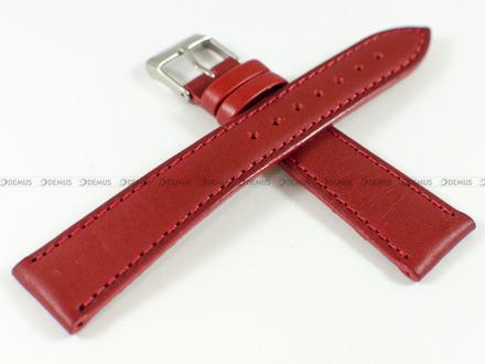 Pasek skórzany do zegarka - Tekla PT39.20.4.4 - 20 mm