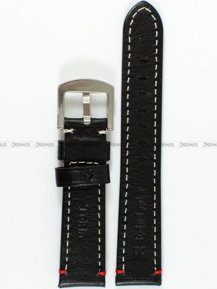 Pasek skórzany do zegarka - Tekla PT49.20.1.7.4 - 20 mm