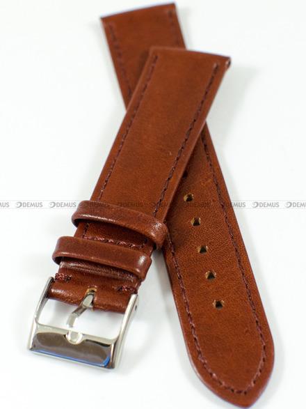Pasek skórzany do zegarka - Tekla PT51.20.3.3 - 20 mm