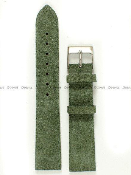 Pasek skórzany do zegarka - Tekla PT56.18.3 - 18 mm