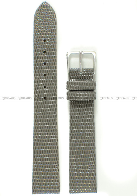 Pasek skórzany do zegarka - Tekla PT7.16.8 - 16 mm