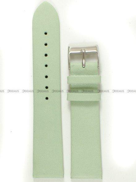 Pasek skórzany do zegarka - Tekla PT8.20.8 - 20 mm
