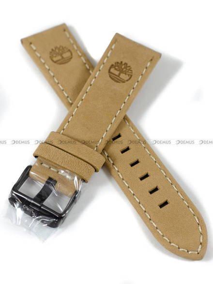 Pasek skórzany do zegarka Timberland TBL.15248JSB/61 Driscoll - 22 mm