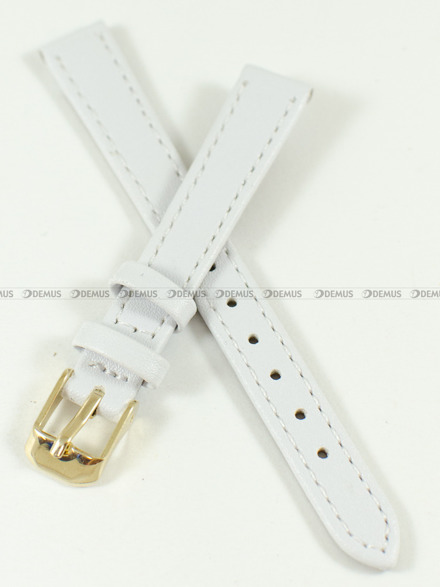 Pasek skórzany do zegarka - Toscana PST-12.7-G - 12 mm