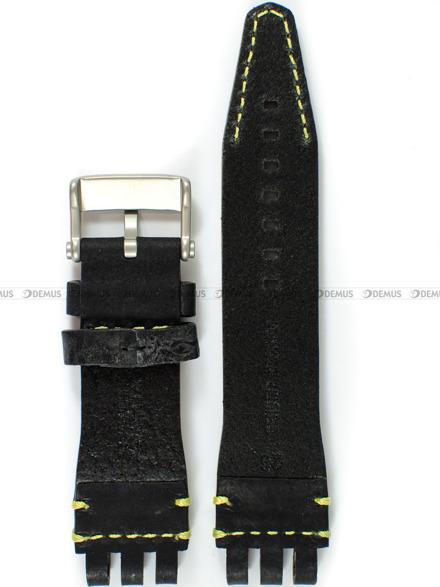 Pasek skórzany do zegarka Vostok Europe Energia NH35A-575H283 - 20 mm