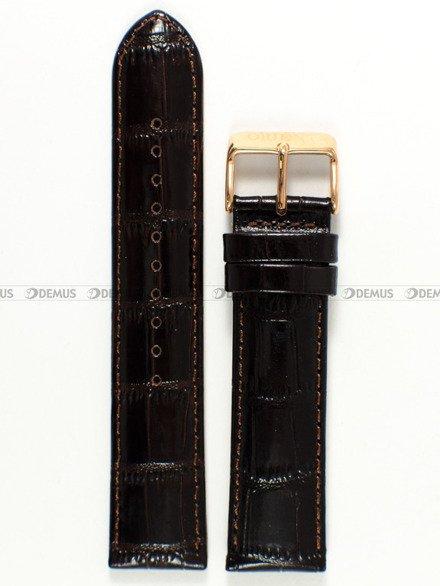 Pasek skórzany do zegarka - Orient UDEVNRC - 21 mm