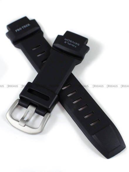 Pasek z tworzywa do zegarków Casio PRW-3500 - 18 mm