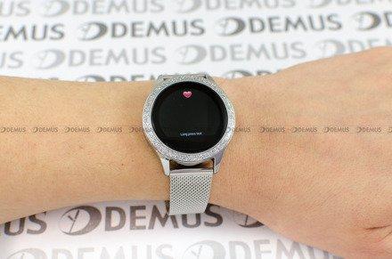 Smartwatch Damski Rubicon RNBE45SIBX05AX