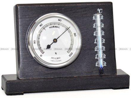 Termometr Higrometr Demus THS-SR-Wenge2