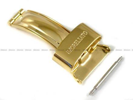 Zapięcie motylkowe do zegarka - klamra Morelatto 90800448501018 - 18 mm