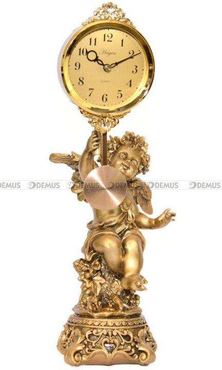 Zegar kominkowy figurka z wahadłem Hagen TK2138