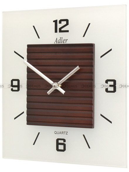 Zegar ścienny Adler 21121-W1
