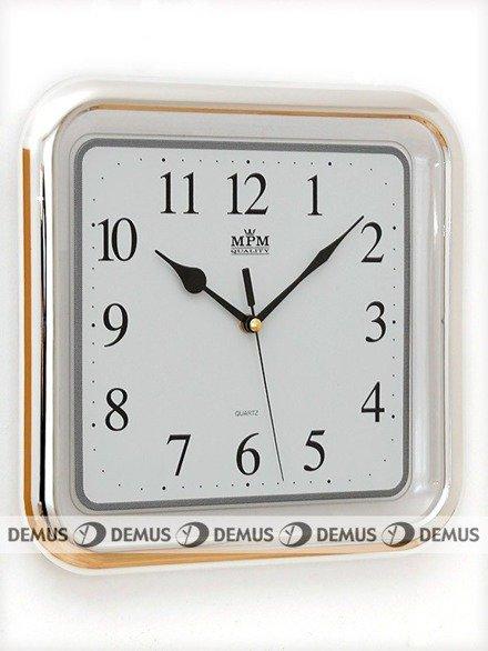 Zegar ścienny E01.2458.71.SW