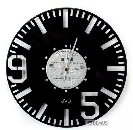 "Zegar ścienny JVD HJ46 - Isyss ""Single For The Rest of My Life"""