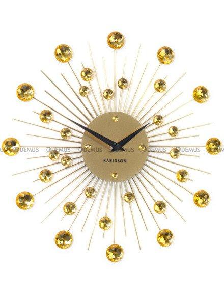 Zegar ścienny Karlsson KA4860GD