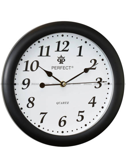Zegar ścienny LA17-BLACK