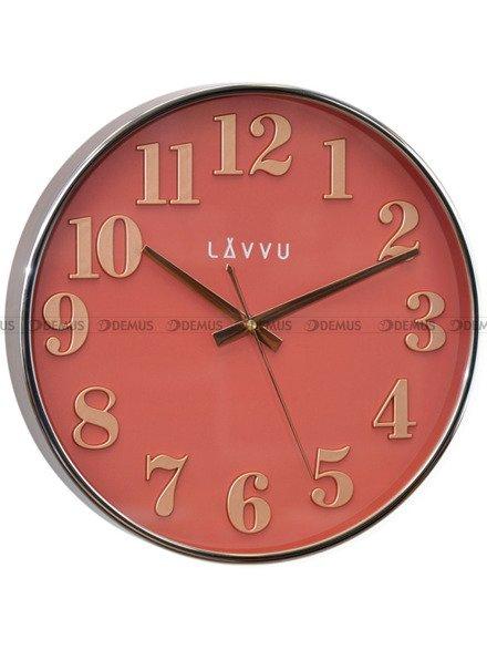 Zegar ścienny LAVVU HOME Red LCT1163 - 32 cm