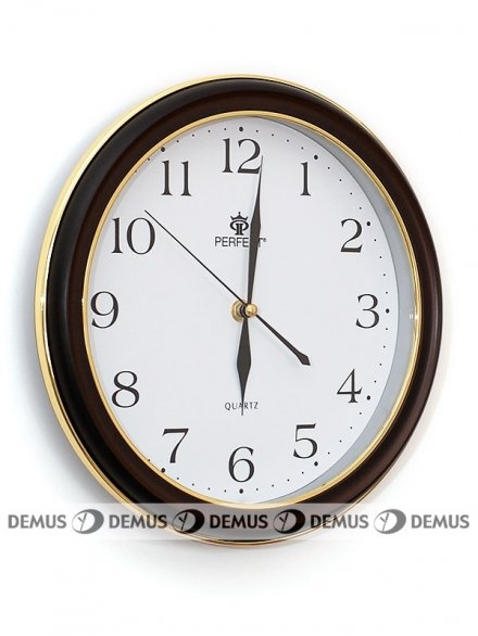 Zegar ścienny LC17-DARK BROWN
