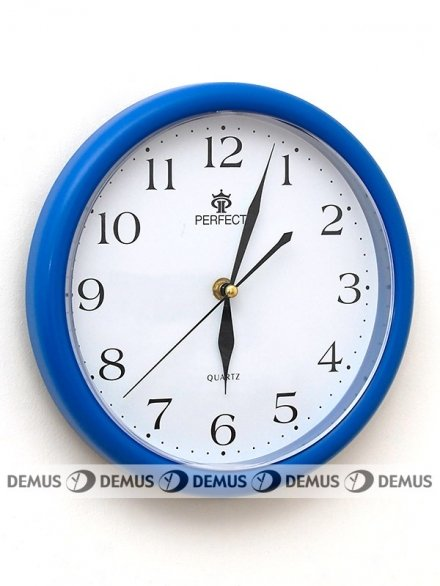 Zegar ścienny MP17-BLUE