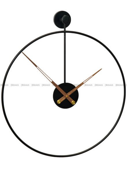 Zegar ścienny MPM Design Black E04.4106.9054 - 50 cm