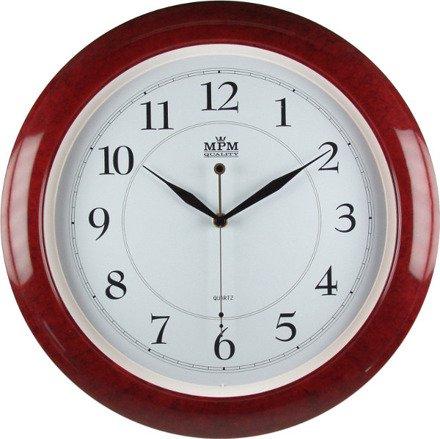 Zegar ścienny MPM E01.2413.5500.SW