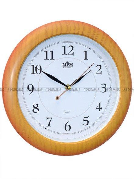 Zegar ścienny MPM E01.2413.60.SW