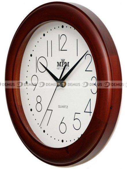 Zegar ścienny MPM E01.2473.52.W
