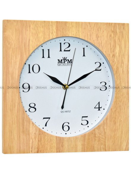 Zegar ścienny MPM E01.2494.53