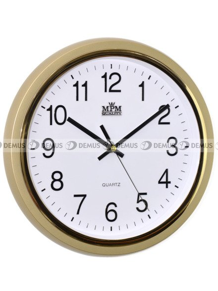 Zegar ścienny MPM E01.2927.80.SW