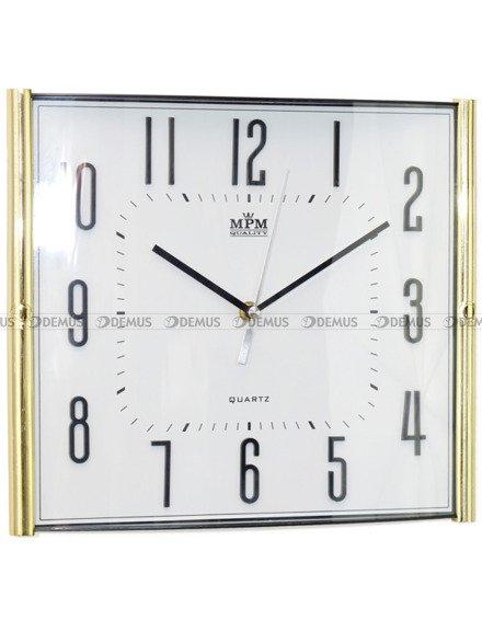 Zegar ścienny MPM E01.3175.8000BI