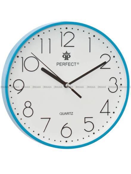 Zegar ścienny Perfect FX-5814 Niebieski - 23 cm