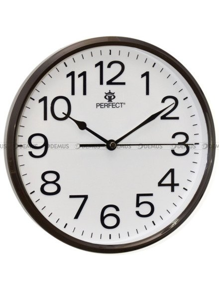 Zegar ścienny Perfect GWL683-P-BR
