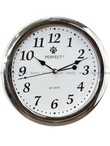 Zegar ścienny Perfect LA17-A-1-SHINY-SILVER